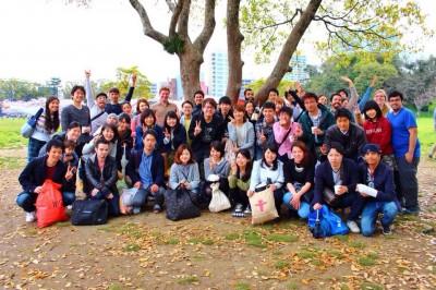 福岡 海外留学 スマイリーフラワーズ